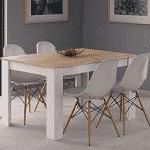 Mesa extensible de salón