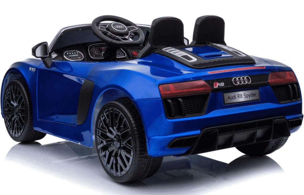 Audi R8 Spider para niños