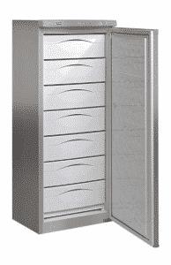 Congelador vertical Tensai
