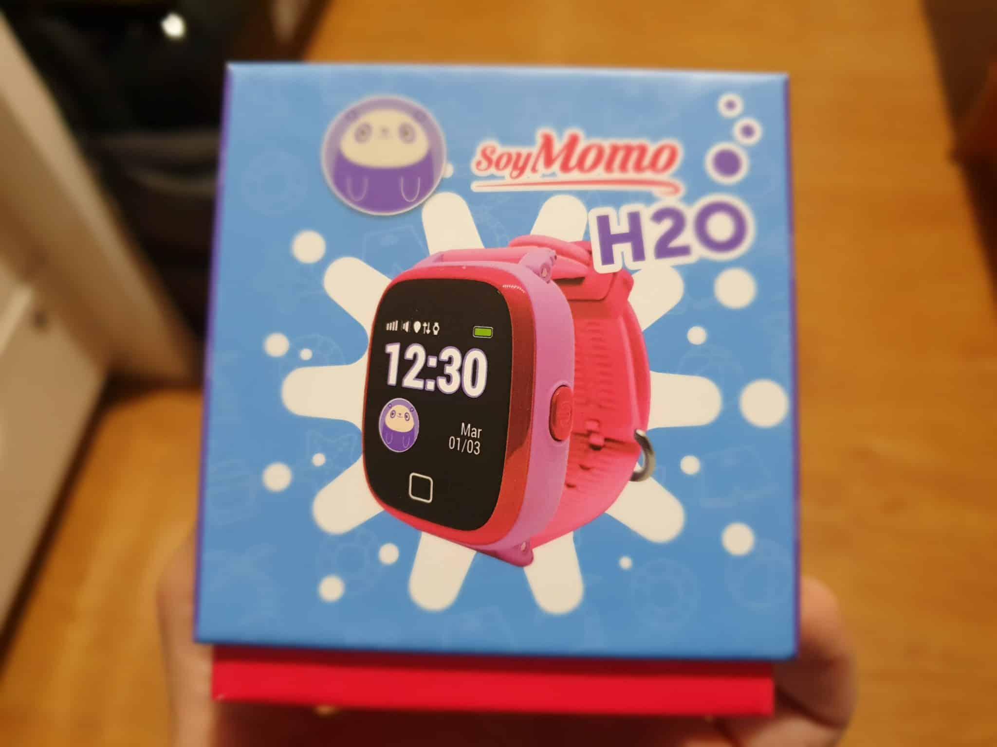 Reloj SoyMomo H2O