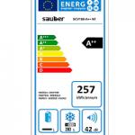 Sauber SCV186I certificado energético