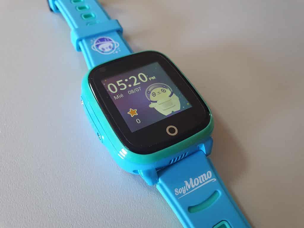 Soymomo Space 4G, un reloj GPS para niño mejorado 1