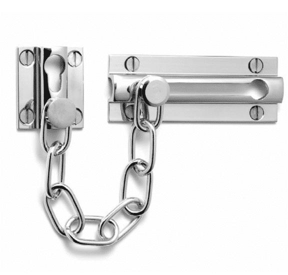 cadena puerta