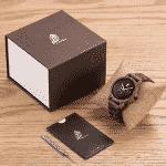 czoka reloj madera